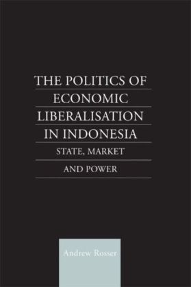 Politics of Economic Liberalization in Indonesia