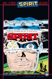 Spirit - 1. Januar - 25. Juni 1950, Vorzugsausgabe