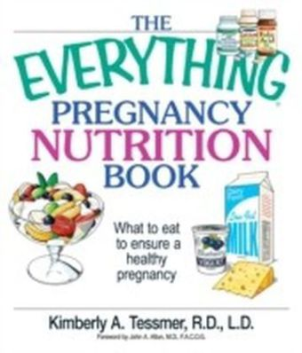 Everything Pregnancy Nutrition Book