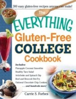 Everything Gluten-Free College Cookbook