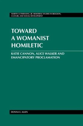 Toward a Womanist Homiletic