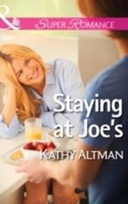 Staying at Joe's (Mills & Boon Superromance)