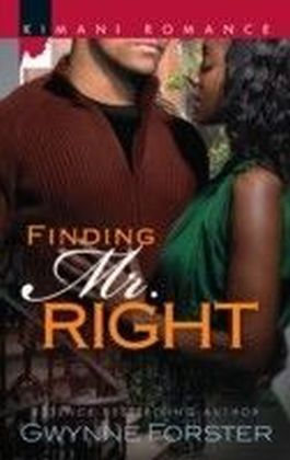 Finding Mr. Right (Mills & Boon Kimani)