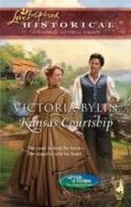 Kansas Courtship (Mills & Boon Love Inspired Historical) (After the Storm