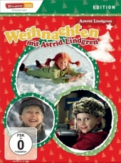 Weihnachten mit Astrid Lindgren, 1 DVD Cover