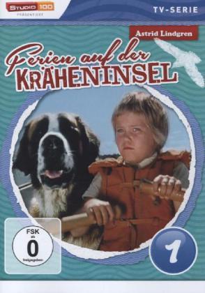 Ferien auf der Kräheninsel, 1 DVD
