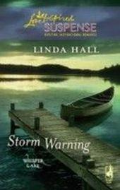 Storm Warning (Mills & Boon Love Inspired Suspense) (Whisper Lake - Book 1)