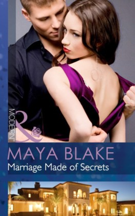 Marriage Made of Secrets (Mills & Boon Modern)