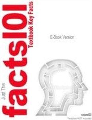 e-Study Guide for: Chemistry by Julia Burdge, ISBN 9780077354763