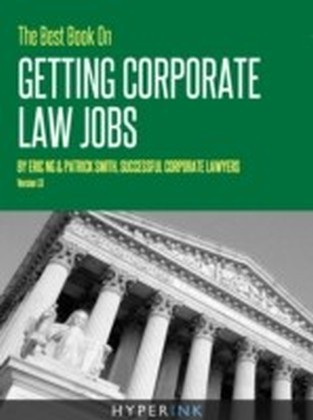 Best Book On Getting Corporate Law Jobs