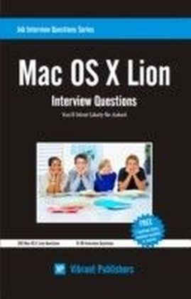 Mac OS X Lion Interview Questions You'll Most Likely Be Asked