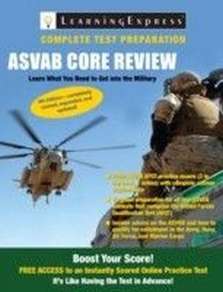 ASVAB: Core Review
