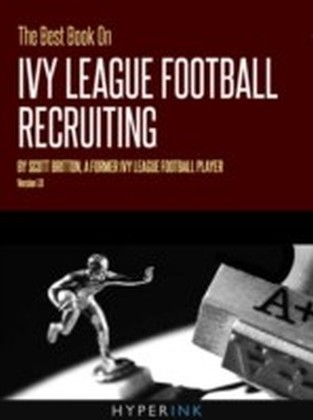 Best Book On Ivy League Football Recruiting
