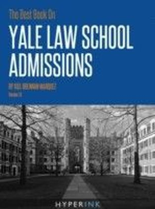 Best Book On Yale Law School Admissions