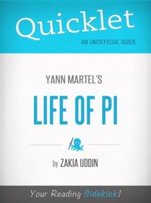 Quicklet on Yann Martel's Life Of Pi