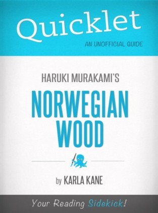 Quicklet on Norwegian Wood by Haruki Murakami