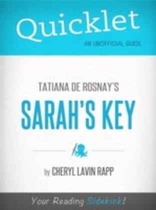 Quicklet on Tatiana de Rosnay's Sarah's Key