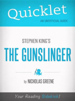 Quicklet on The Gunslinger by Stephen King