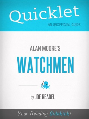 Quicklet on Watchmen by Alan Moore