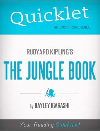 Quicklet on Rudyard Kipling's The Jungle Book (CliffNotes-like Summary)
