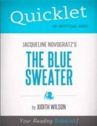Quicklet on Jacqueline Novogratz's The Blue Sweater (CliffsNotes-like Book Summary)