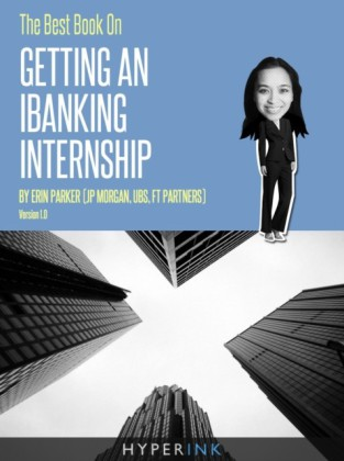 Best Book On Getting An IBanking Internship