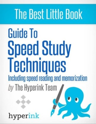 Guide to Speed Stydy Techniques:Including Speed Reading and Memorization
