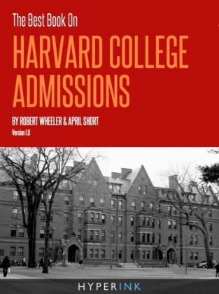 Best Book on Harvard College Admissions