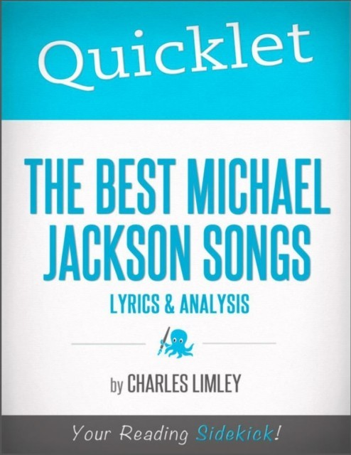 Quicklet on The Best Michael Jackson Songs (eBook) | HOFER life