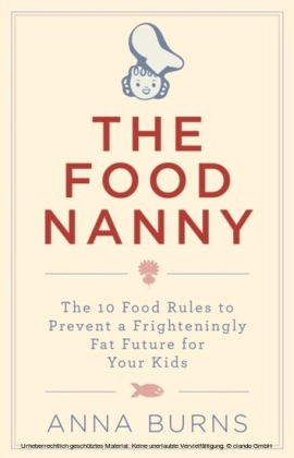 Food Nanny Food Rules for Children