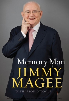 Memory Man: The Life and Sporting Times of Jimmy Magee