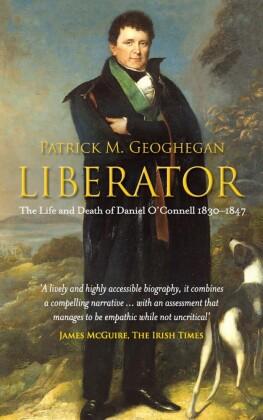 Liberator Daniel O'Connell