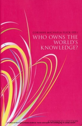 Who Owns the World's Knowledge