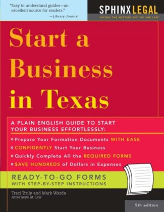Start a Business in Texas