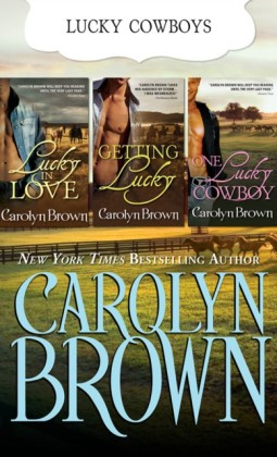 Carolyn Brown Lucky Bundle