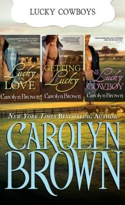 Carolyn Brown Lucky Bundle