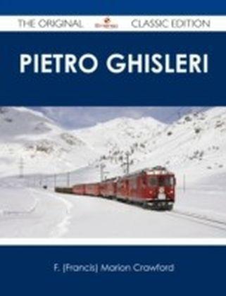 Pietro Ghisleri - The Original Classic Edition