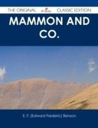 Mammon and Co. - The Original Classic Edition