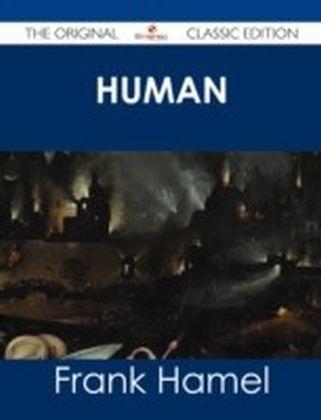 Human Animals - The Original Classic Edition