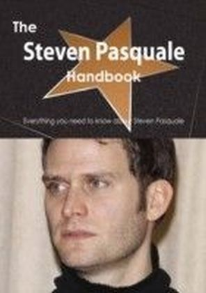 Steven Pasquale Handbook - Everything you need to know about Steven Pasquale