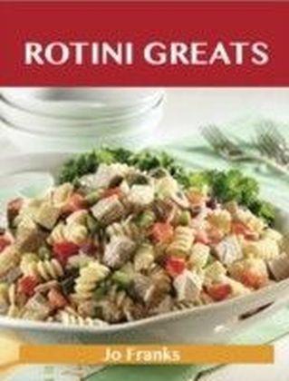 Rotini Greats: Delicious Rotini Recipes, The Top 55 Rotini Recipes
