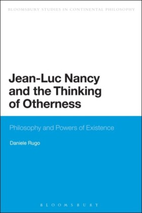 Jean-Luc Nancy and the Thinking of Otherness