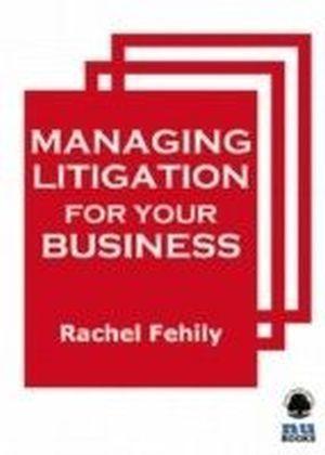 Managing Litigation for Your Business