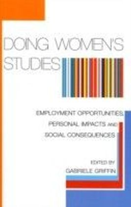 Doing Women's Studies
