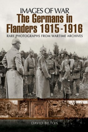 Germans in Flanders 1915 - 1916