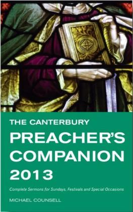 Canterbury Preacher's Companion 2013