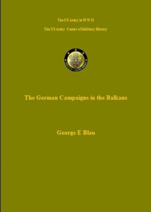 German Campaign in the Balkans