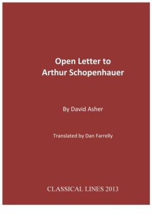 Open Letter to Arthur Schopenhauer