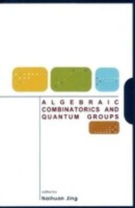 Algebraic Combinatorics And Quantum Groups