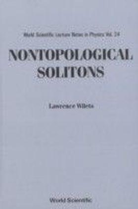 Nontopological Solitons